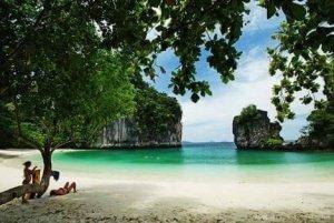 hong lagoon with krabi boat rental private speedboat