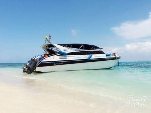 4 islands private speedboat photo