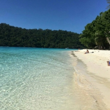private beach with private boat rental krabi