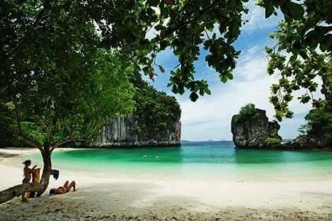 hong lagoon with krabi boat rental private speedboat